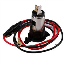 12V 120W Car Motorcycle Boat Tractor Cigarette Lighter Power Socket Outlet Plug