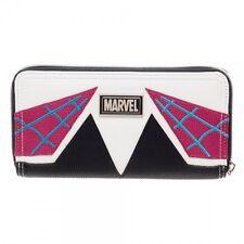 Marvel Spider-Gwen Womens Zip Around Wallet - Officially Licensed **NEW**