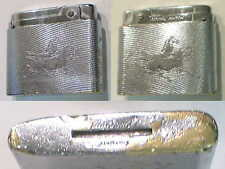 Briquet ancien { Silver Match Compound } Vintage Lighter Feuerzeug Accendino