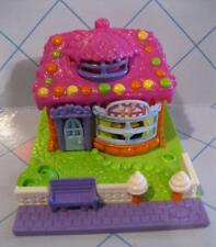 VTG 1995 POLLY POCKET PP ICE CREAM PARLOR SHOP STORE ICECREAM House ONly