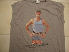 ORIGINAL Vintage 1983 Eddie Macons Run movie Kirk Douglas John Schneider T Shirt