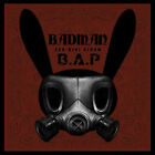 B.A.P - [BADMAN] 3rd Mini Album CD+48p Photo Book+Card+Stencil K-POP Sealed BAP