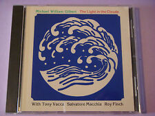 """MICHAEL WILLIAM GILBERT """"The Light in the Clouds"""" 1986 w/ Tony Vacca, Roy Finch"""