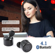 Mini Portable X1T Sport Wireless Bluetooth Earphone Earbud Headphone Headset MIC