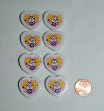 DISPICABLE ME MINION ERASERS EIGHT