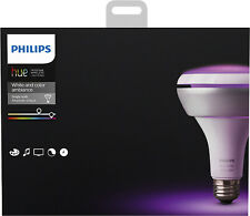 Philips - hue BR-30 Smart LED Light Bulb - Multicolor