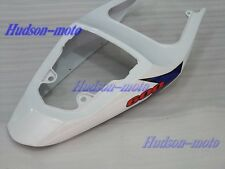 Rear Tail Cowl Fairing For SUZUKI GSXR600 GSXR750 2004-2005 K4 White Blue