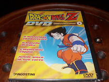 Dragon Ball Z collection n.1 De Agostini Dvd ..... Nuovo