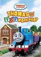 Thomas & Friends: Thomas and the Toy Workshop (2007, REGION 1 DVD New)