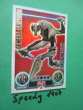 Force Attax Star Wars Serie 1 Force Meister General Grievous Clone Wars 187