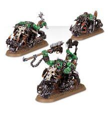 Warhammer 40,000 - Banda di Orki Motociklizti (MM07)