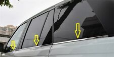 S.steel Under Window Chrome Trim sill kit Land Rover Range Rover L322 2002-2012