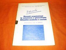 recenti acquisizioni in ostetricia e ginecologia prof. zanelli