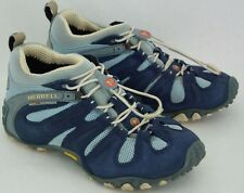 Merrell Chameleon ll Stretch Women's Size 9 Continuum Vibram Navy Hiking Shoes