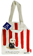 The World of Tim Burton Exhibition Japan Exclusive Tote Bag Oyster Boy NEW