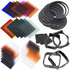 Complete Square Filter Kit for Cokin P Series + Filter Holder + Lens Hood