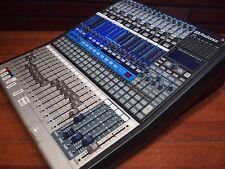 USED PreSonus StudioLive 16.4.2 Digital Mixer NICE CONDITION!