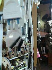 1 luce direzionale 220v faro miniature presepe minuterie pastori crib shereped