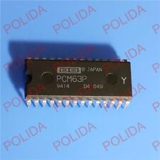 1PCS Audio D/A Converter IC DIP28 PCM63P-Y PCM63P Y PCM63PY 100% Genuine and New