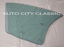 1968 1969 CHEVELLE 2 DOOR HARDTOP DRIVER SIDE QUARTER GLASS SOFT-RAY GREEN