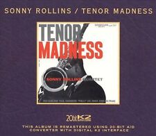 SONNY ROLLINS~Tenor Madness~CD~with~SLIP~CASE