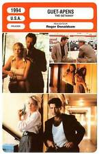 FICHE CINEMA : GUET-APENS - Baldwin,Basinger,Tilly,Madsen 1994 The Getaway