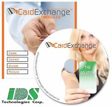 CardExchange 9 Professional ID Card Software (CE8040)
