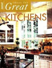 Ideas for Great Kitchens (Southern Living)-ExLibrary