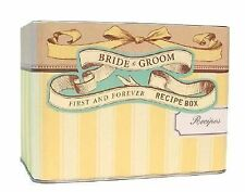 Bride and Groom : First and Forever Recipe Box by Sara Corpening Whiteford...