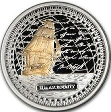 CLEARANCE MUST SELL! 2010 H.M.A.V Bounty Ship Fine Silver Coin only 3000 minted
