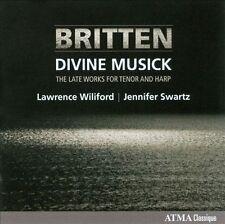 Benjamin Britten: Divine Musick CD NEW