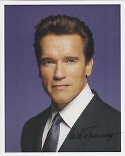 Arnold Schwartzenegger, California Governor, Terminator Star, Signed Photo (SP)