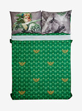 NEW! The Legend Of Zelda Skyward Sword Microfiber Full 4 Pc. Bedding Sheet Set
