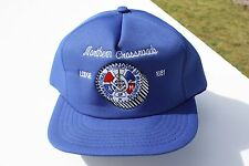 Ball Cap Hat - IAM Lodge 1681 Northern Crossroads Alberta Machinist (H1481)