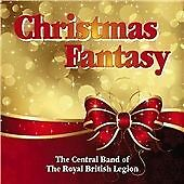 Christmas Fantasy, The Central Band Of The Royal Br, Very Good