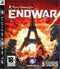 31879//TOM CLANCY'S ENDWAR POUR PS3 EN TBE COMPLET