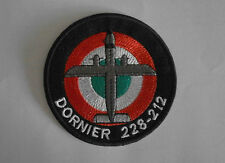 PATCH INTROVABILE ESERCITO ITALIANO DORNIER 228-212 ORIGINALE IN STOFFA
