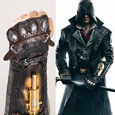 Assassin's Creed Syndicate Gauntlet con Nascosta Lama plastica Cosplay Costume
