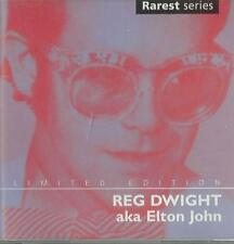 Reg Dwight aka Elton John - Rarest Series  ( CD ) NEW