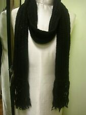 Made Of Me, Scarf, Color Black, NEW