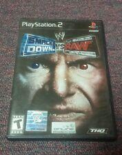 WWE SmackDown! vs. Raw  (Sony PlayStation 2, 2004)