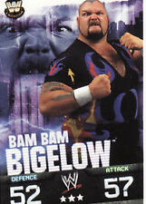 WWE Slam Attax Evolution - Bam Bam Bigelow Legend Card