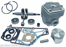 Cylinder Head, Piston, Crankshaft, Gasket Set, Bearings Fits STIHL TS400