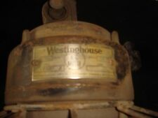 Antique Westinghouse Oscillating Fan