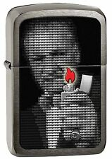 Zippo 1941 replica Black Ice lighter George Blaisdell entreprises fondateurs briquet