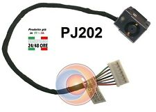 DC Power Jack connettore di alimentazione notebook HP CQ62-220EC CQ62-220ED