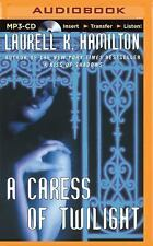 Meredith Gentry: A Caress of Twilight 2 by Laurell K. Hamilton (2015, MP3 CD,...