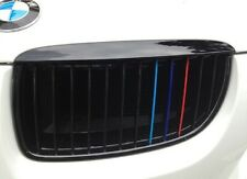 3 Colors Grill Decorative Sticker for BMW F20 F30 F10 E46 E90 E60 Z4 I3 E39 E90