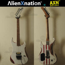 AXN™ Holy Grail Model 2 Banana Headstock Guitar