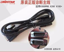OBDSTAR Main Cable for X100+ X200+ X300 X400PRO OBD 2 Test Cable OBD-II Cables